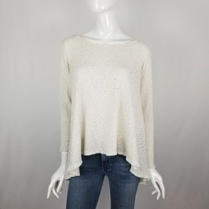 Anthropologie PUELLA Spotted Sweater
